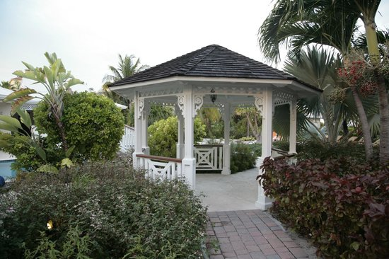 Royal West Indies Resort:                   Gazebo