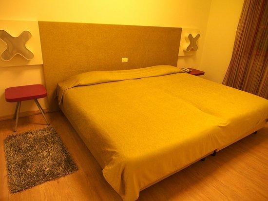 Hotel Velanera:                                     Bedroom