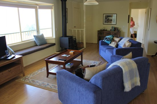 Dalblair Bed and Breakfast: Pleasant lounge area