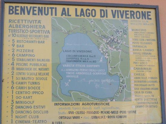 Viverone, Italia:                   info