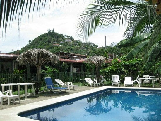 Pool With Reception In The Background Picture Of Wide Mouth Frog Quepos Tripadvisor
