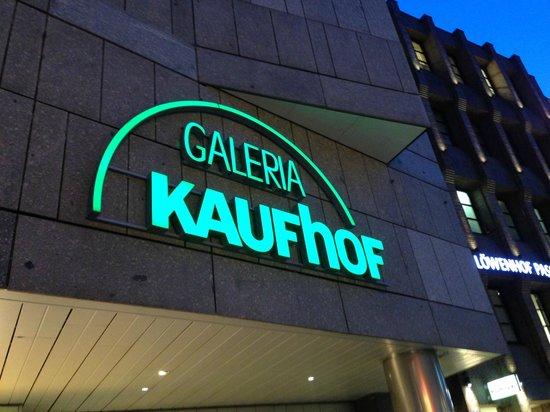 Hotel Mercure Munich Altstadt:                                     バイキングレストラン