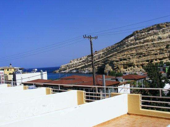 Hotel Zafiria:                   Uitzicht
