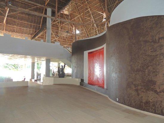 Essque Zalu Zanzibar: Le grand hall