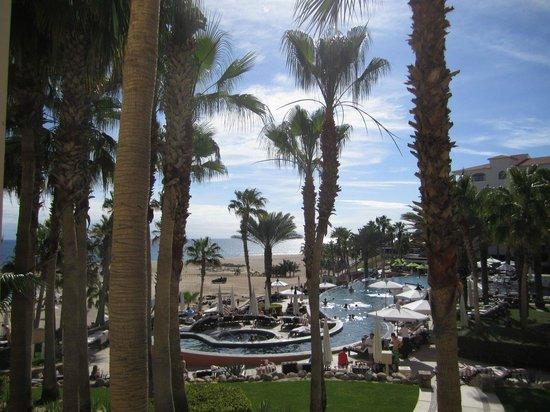 Hilton Los Cabos Beach & Golf Resort:                   Pool
