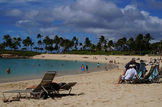 Marriott Ko Olina Beach Club:                   ラグーン