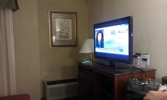 Best Western Plus Windsor Inn: TV/fridge/microwave