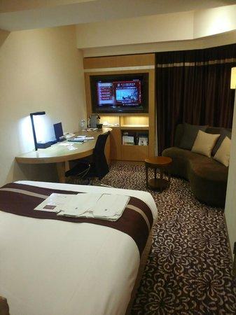 Hotel Ryumeikan Tokyo:                   ゆったり