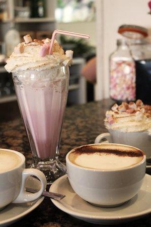 Penleys Cafe and Bistro: Drinks