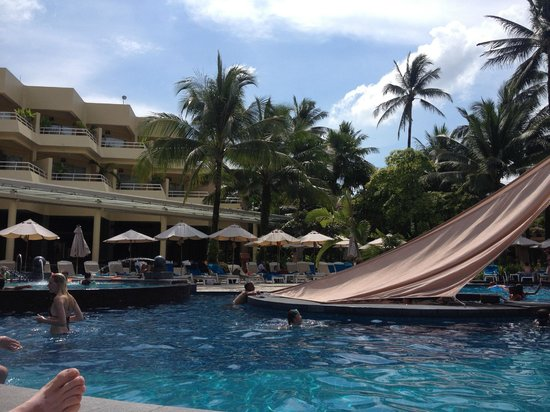 Holiday Inn Resort Phuket:                   piscine