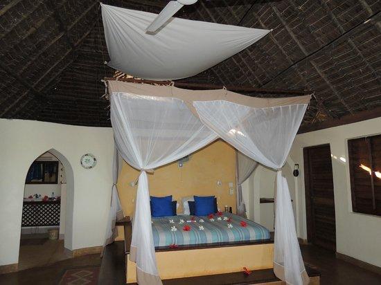 Matemwe Lodge, Asilia Africa: La chambre