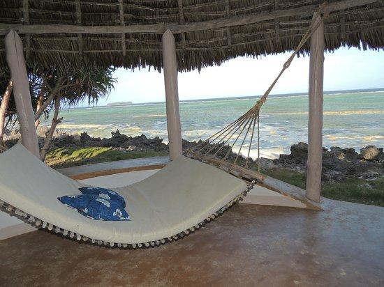 Matemwe Lodge, Asilia Africa: Terrasse de la chambre