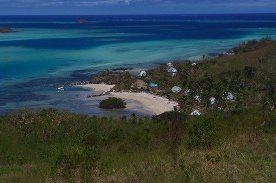 Navutu Stars Fiji Hotel & Resort:                   UPPER YAQETA HILL, LANDSCAPE