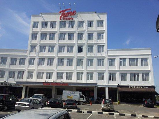 101 Hotel Bintulu:                   Tune Hotel Bintulu