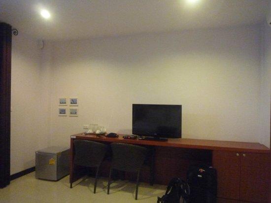 Maithai Hostel:                   chambre 304