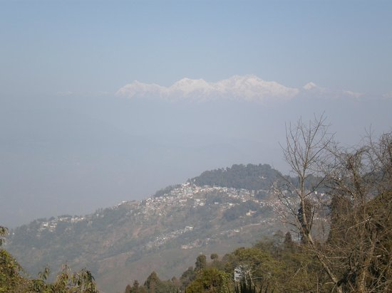 Kanchenjunga Mountain 사진