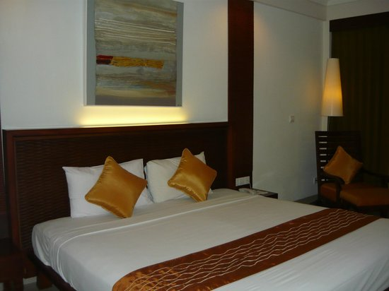 Bali Rani Hotel: Nice & comfortable bed
