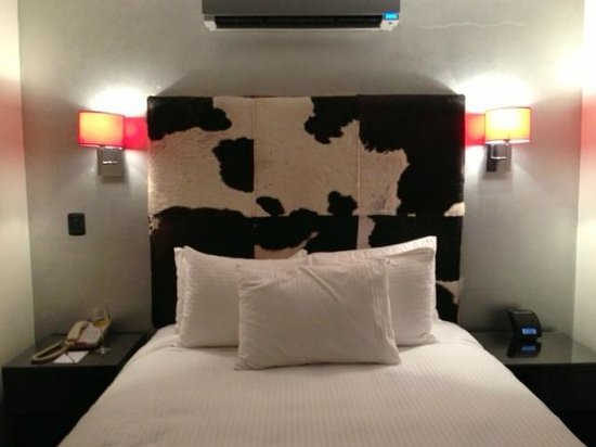 La Inmaculada Hotel:                   My room