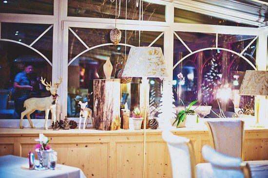 Alpin Garden Wellness Resort - Adults Only:                   Ресторан