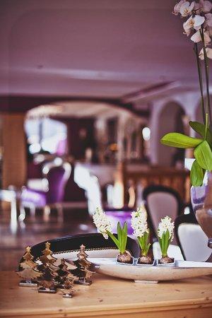 Alpin Garden Wellness Resort - Adults Only:                   Холл