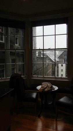 Greyfriars Apartments: View