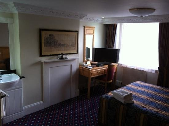 Grange Lancaster Hotel: nice rooms