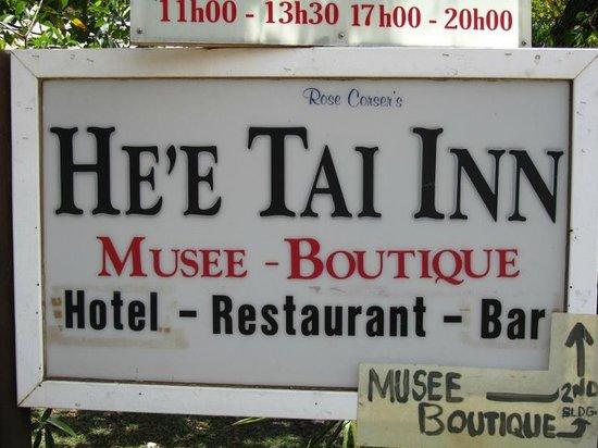 He'e Tai Inn