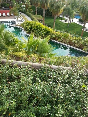 Barcelo Asia Gardens Hotel & Thai Spa:                   jardines