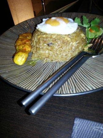 Barcelo Asia Gardens Hotel & Thai Spa:                   restaurante