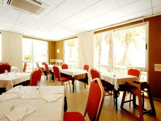 Hotel Safari: Comedor