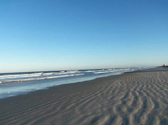 Beach At Daytona Ponce Inlet