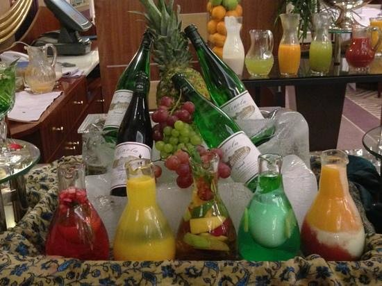 Where to get a drink in riyadh