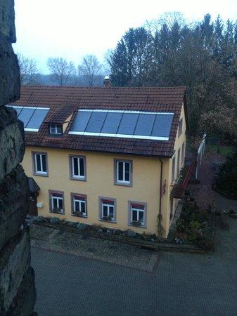 Hotel Le Moulin de la Wantzenau : Outside
