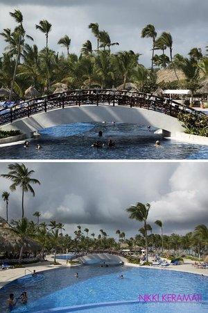 Grand Bahia Principe Punta Cana: pool area