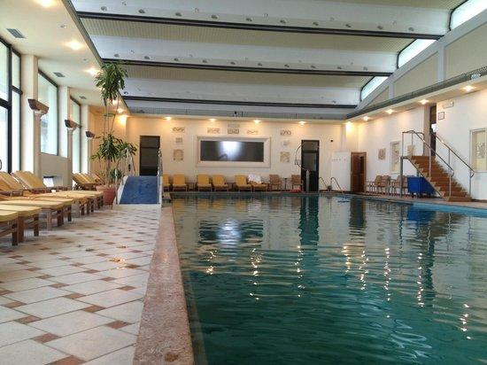 Hotel President Terme:                   piscina interna