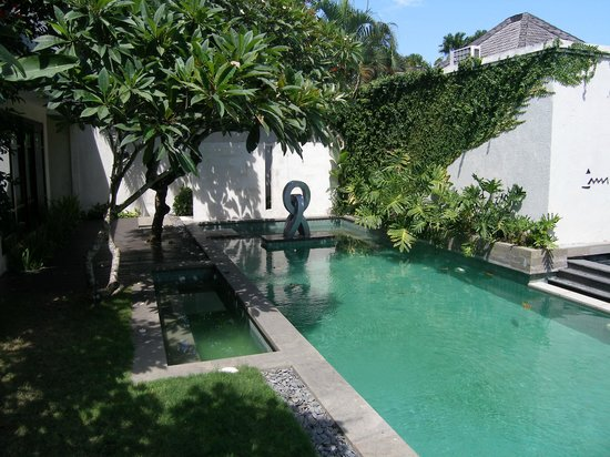 The Amala:                   Our hotels public pool