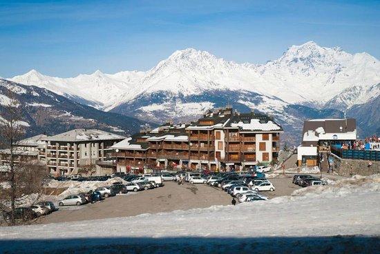Hotel Chalet Des Alpes: Pila