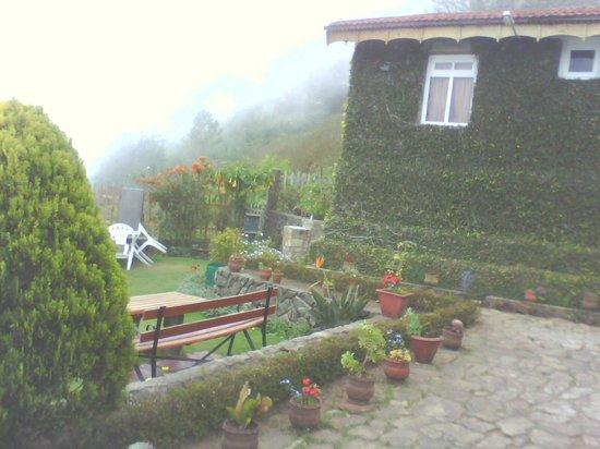 Villa Retreat:                   Lawns