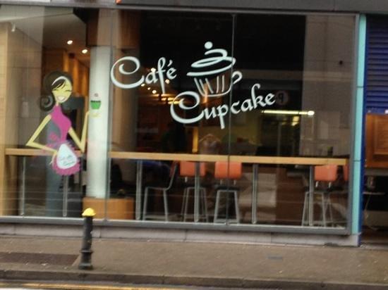 Cafe Cupcake:                   Henry street limerick