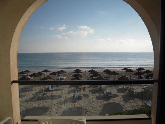 SENTIDO Djerba Beach:                   vue de la chambre