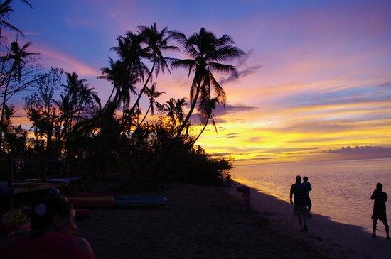 Robinson Crusoe Island:                   landscape