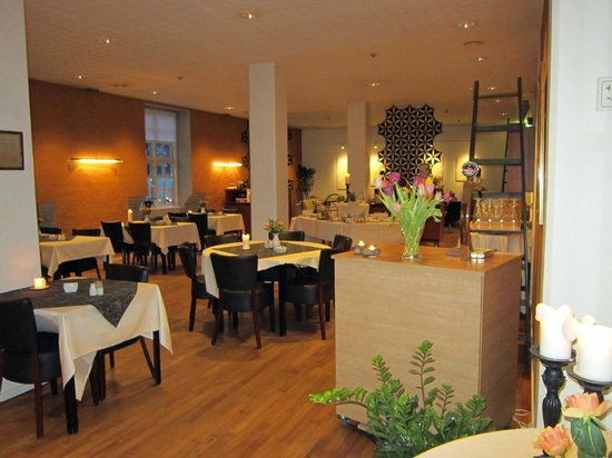 Hotel Jens Baggesen: Breakfast Room