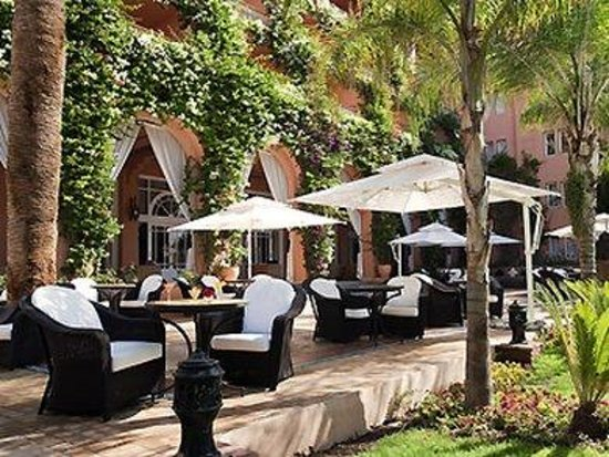 Sofitel Marrakech Lounge and Spa: Restaurant -OpenTravel Alliance - Restaurant-