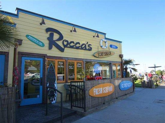 Rocca's Surf Shack :                   Rocca's