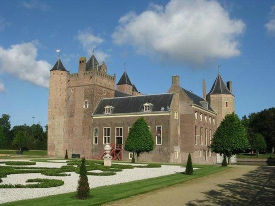 Stayokay Heemskerk: From the garden