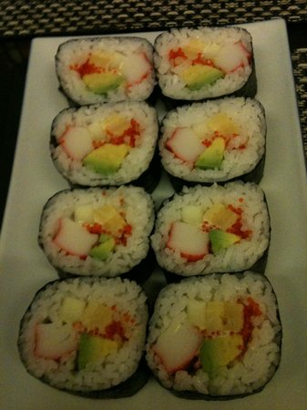 Sushi Zenzero 2 Take Away 5 Terre:                   Caterpillar Roll