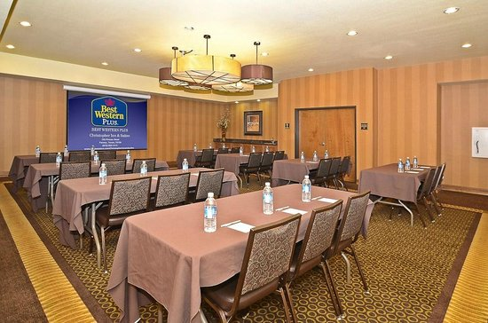BEST WESTERN PLUS Christopher Inn & Suites: Versatile Meeting Space