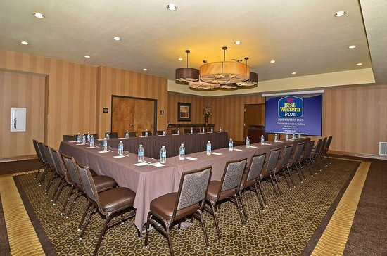 BEST WESTERN PLUS Christopher Inn & Suites: Full Audio/Visual Capabilities