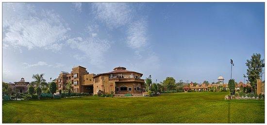 nirali dhani garden view