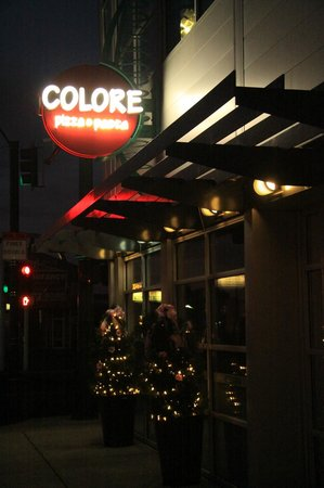 Colore Italian Restaurant and Pizzeria